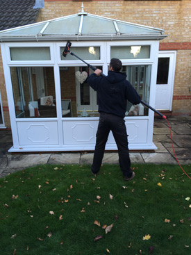 Windows and external cleaning Southampton